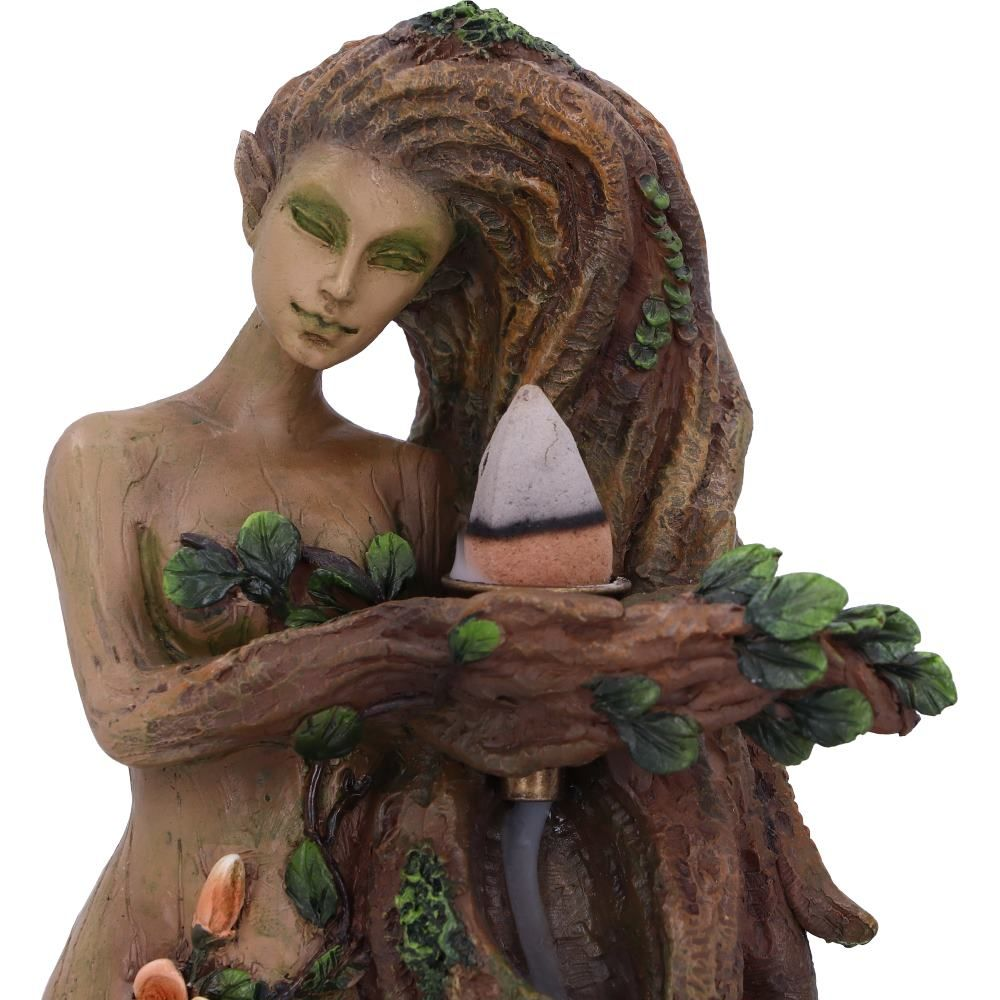 Nemesis Now - Lady Earth - Backflow Incense Burner