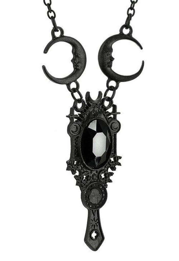 Restyle - DARK MIRROR - Necklace Pendant