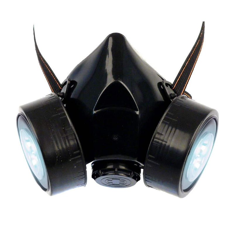MBM -  GAS MASK - Fashion Mask with LED lights