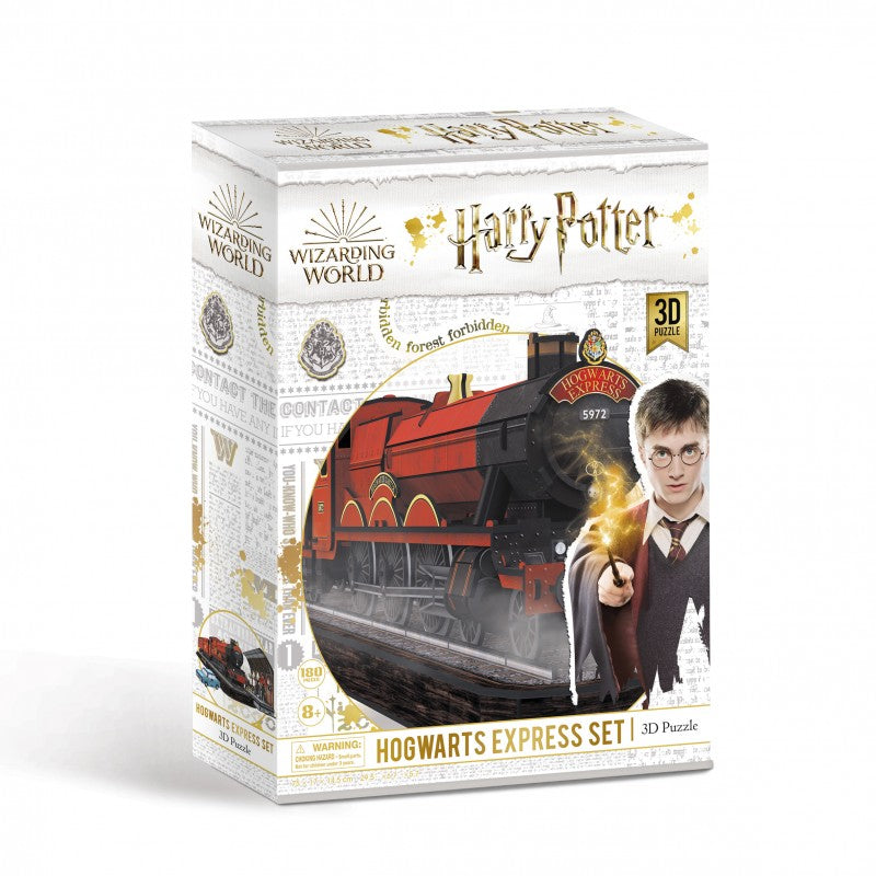 University Games - HOGWARTS EXPRESS - Harry Potter 3D Puzzle