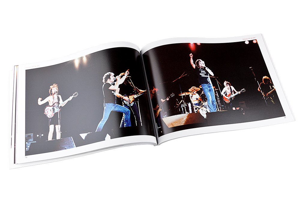 VISIONS OF AC/DC - Book by Alan Perry