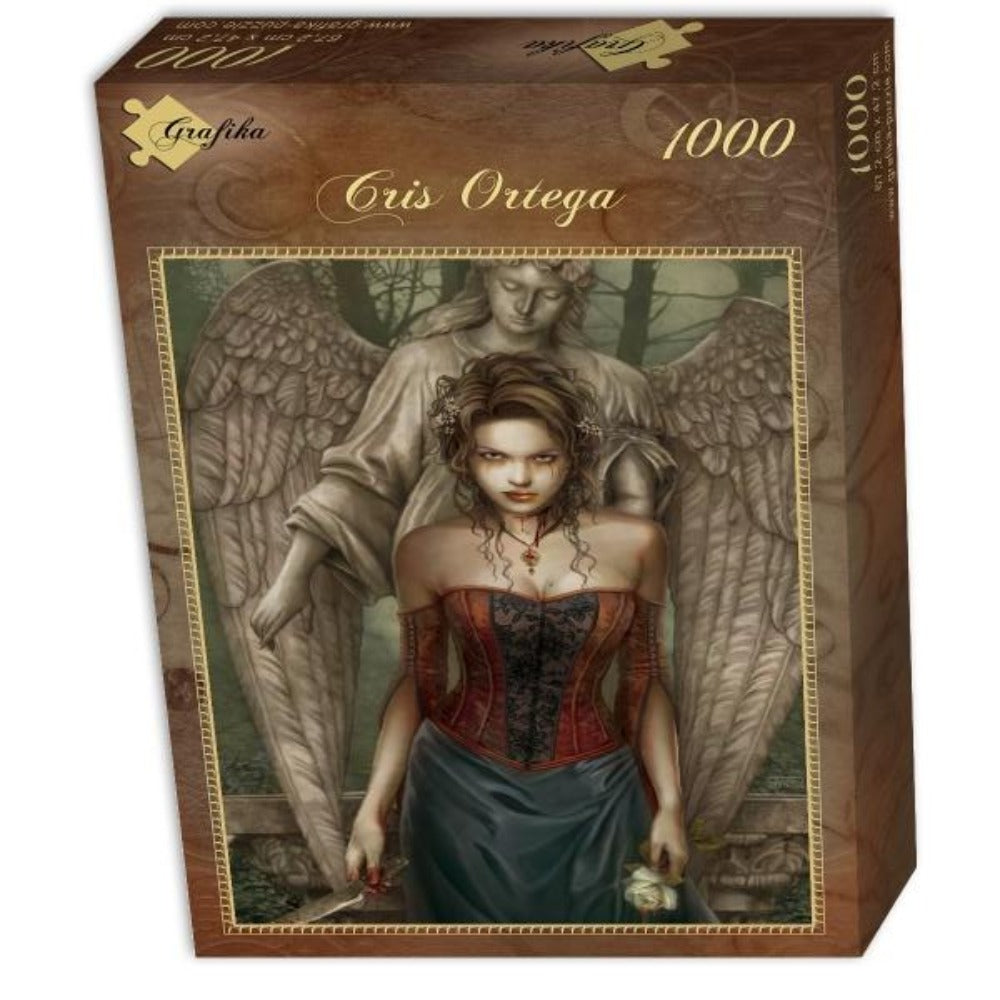 Queen Of Ghouls - 1000 piece puzzle
