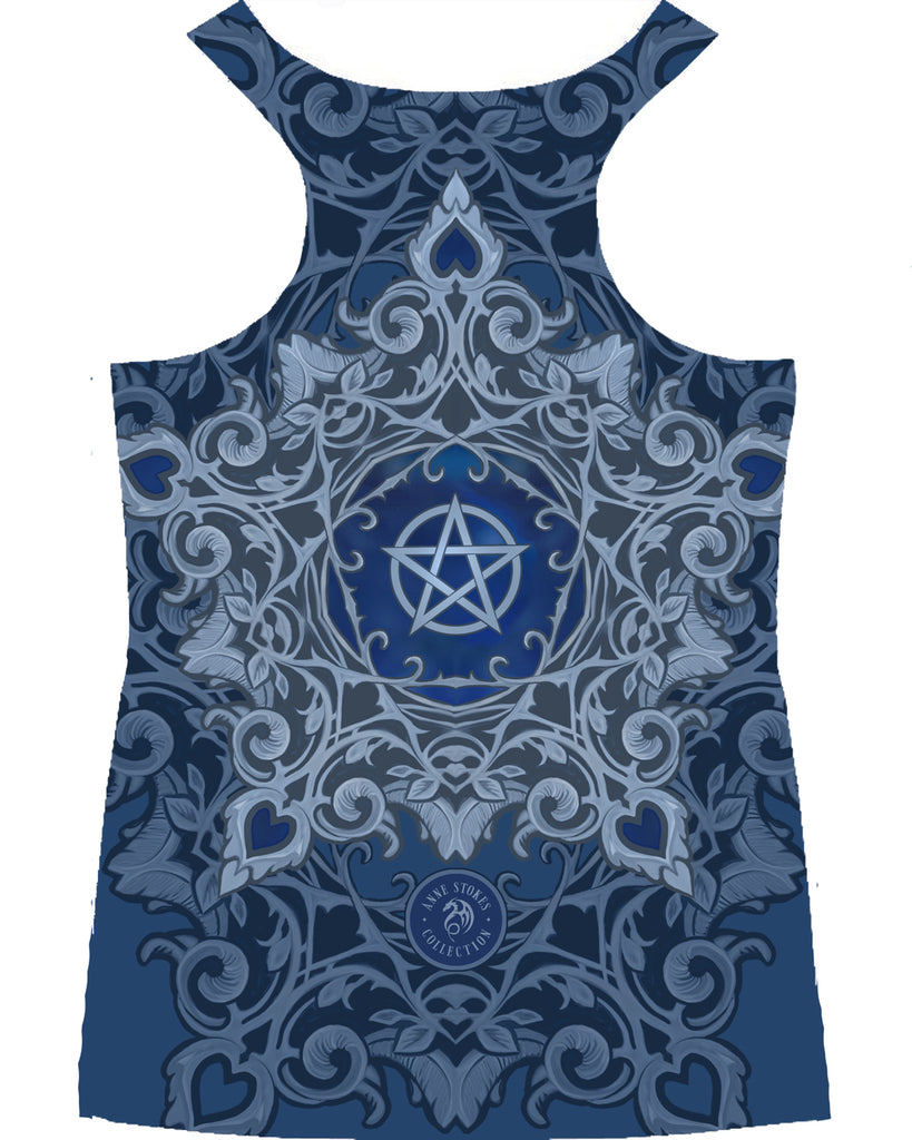 Wild Star - Raven - Women's Vest Top by Anne Stokes