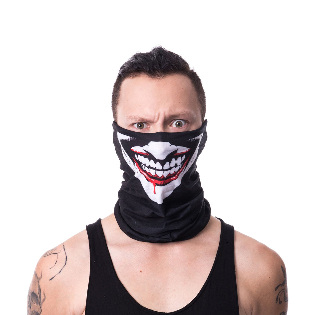 Poizen Ind - THE JOKER - Snood