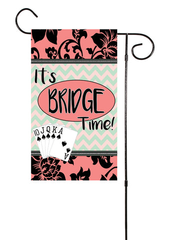 Bridge Garden Flag