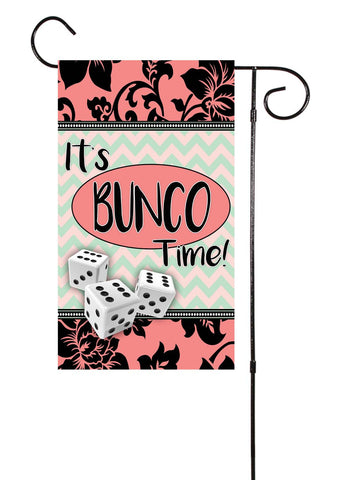 Bunco! Garden Flag