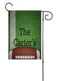 Football Custom Garden Flag