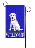 Labrador Retriever Dog Garden Flag