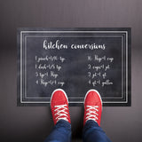 Kitchen Conversions 1 Welcome Mat