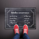 Kitchen Conversions 2 Welcome Mat