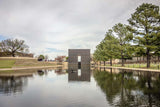 Oklahoma City Memorial Vinyl Print