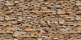Stacked Rock Self Adhesive/Removable Wallpaper