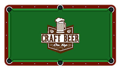 Craft Billiards Cloth