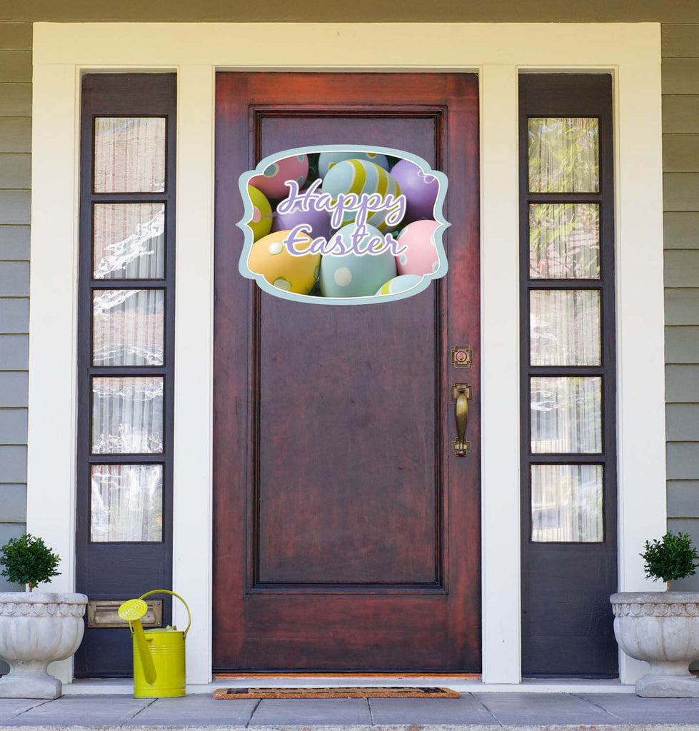 Happy Easter Door Hanger