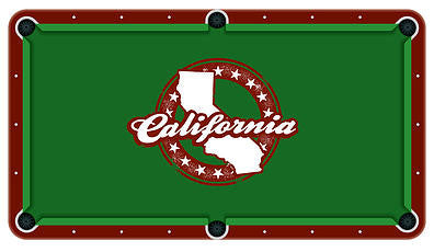 California Billiards Cloth