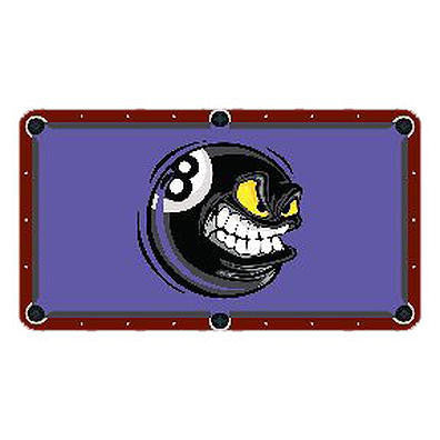 Madball Billiards Cloth