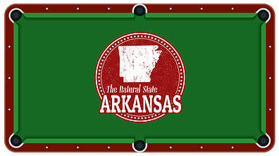 Arkansas Billiards Cloth