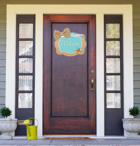 Beach Door Hanger
