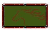 Stallion Billiards Cloth
