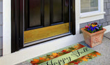 Happy Fall - Fall Leaves Welcome Mat