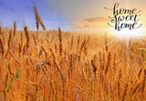 Wheat Field Welcome Mat