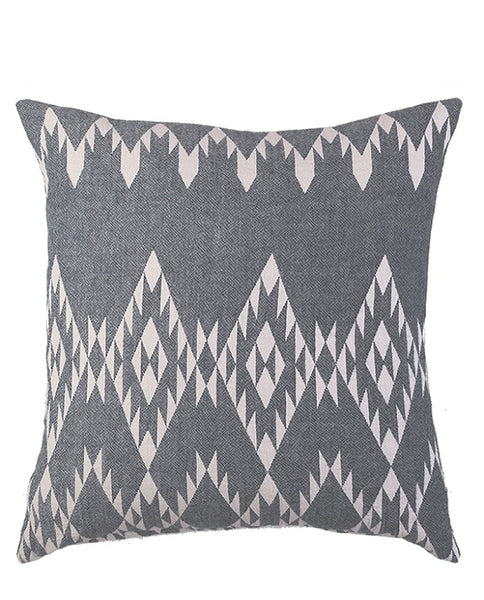 Cushion cover with kilim pattern, made in Turkey
