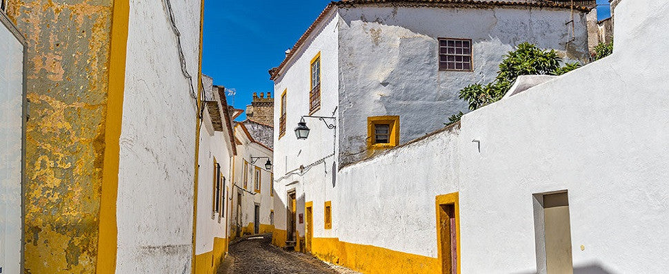 Portugal, small streets