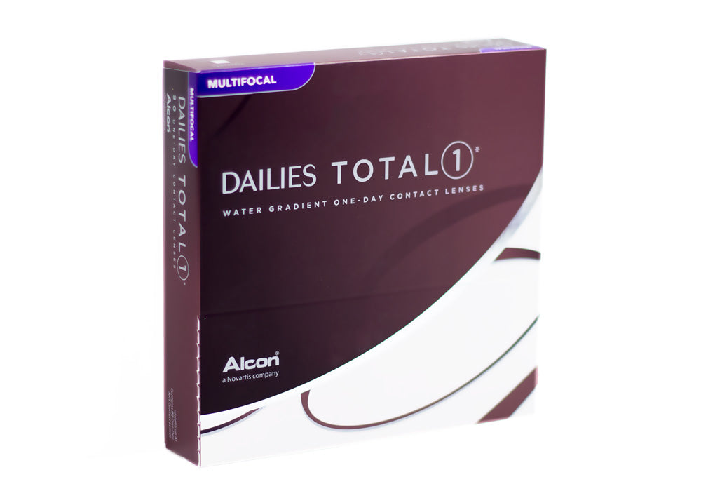 DAILIES TOTAL 1 Multifocal 90pk