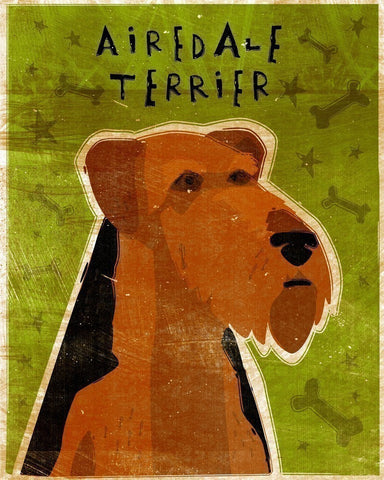 Airedale Terrier Wall Decor