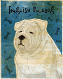 English Bulldog Print 8 x 10