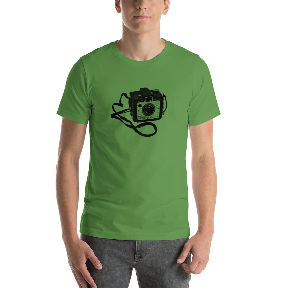 Vintage Camera Short-Sleeve Unisex T-Shirt