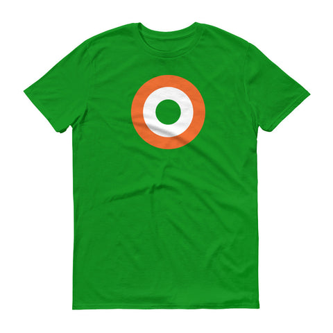 Irish Rondel Short sleeve t-shirt