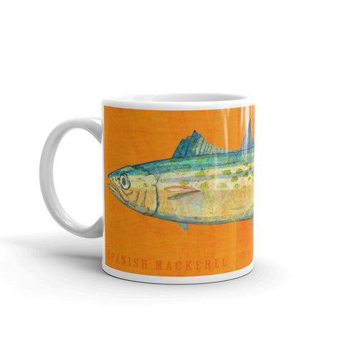 Spanish Mackerel Mug