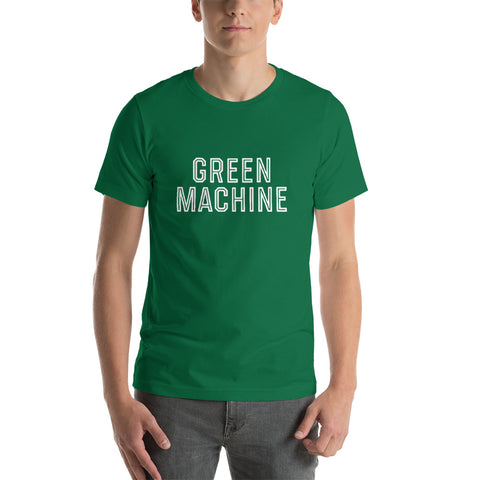 Green Machine St Patricks Day Tshirt