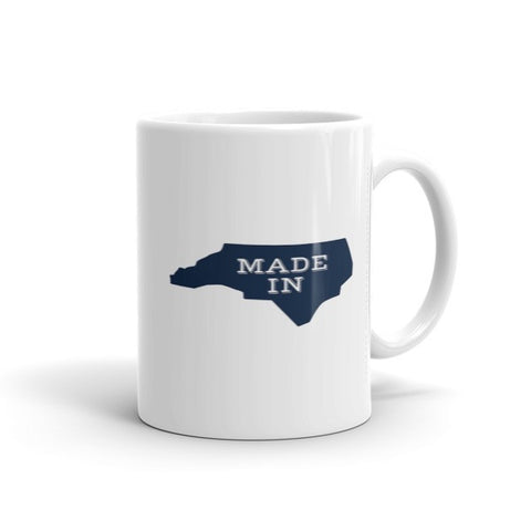 Made in NC Mug