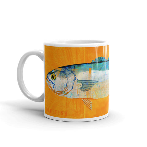 Bluefish Mug by John W. Golden