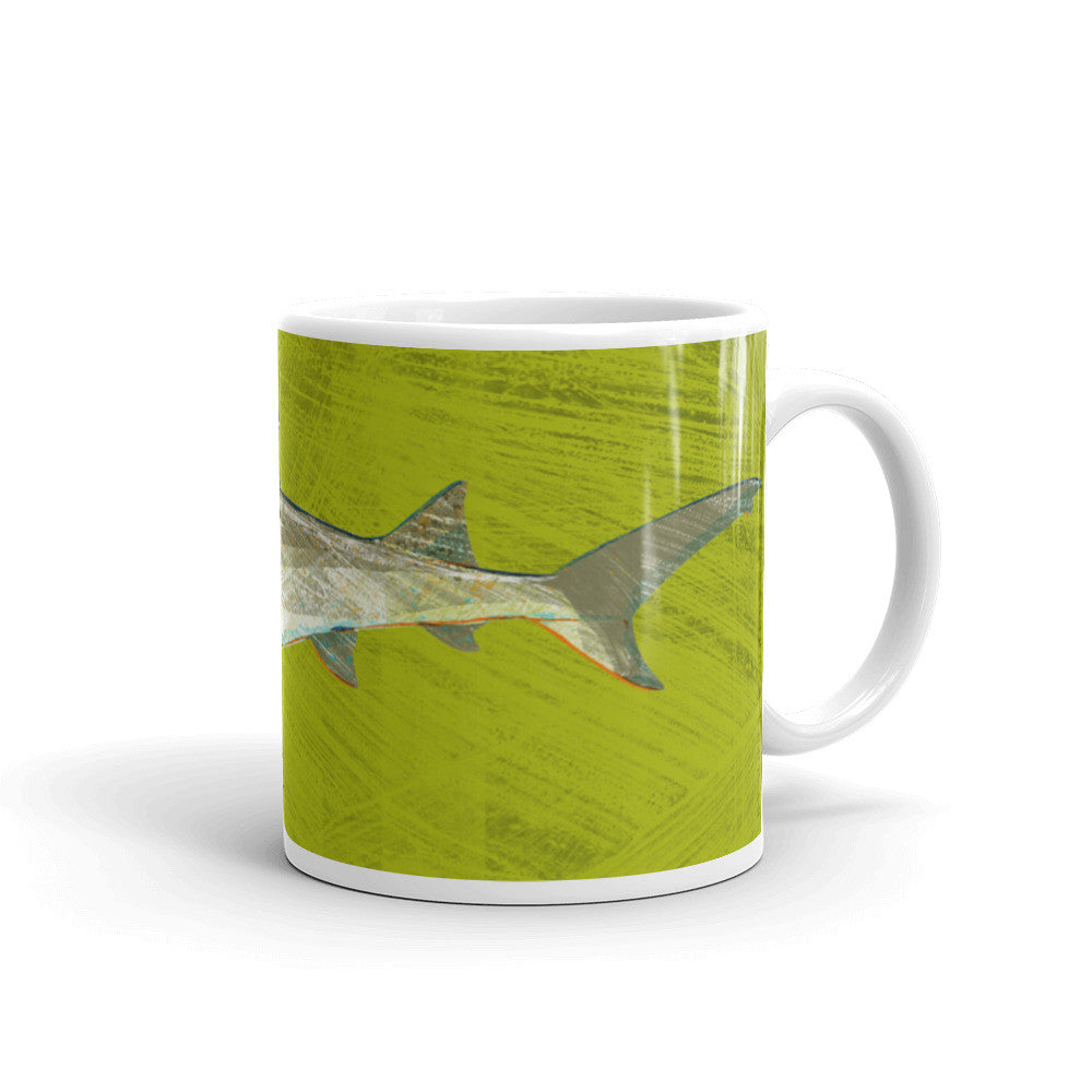 Lemon Shark Mug