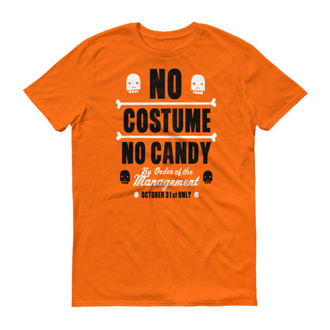 No Costume No Candy T-Shirt