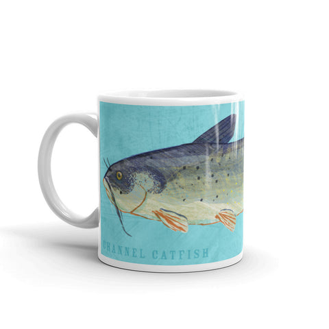 Channel Catfish Mug