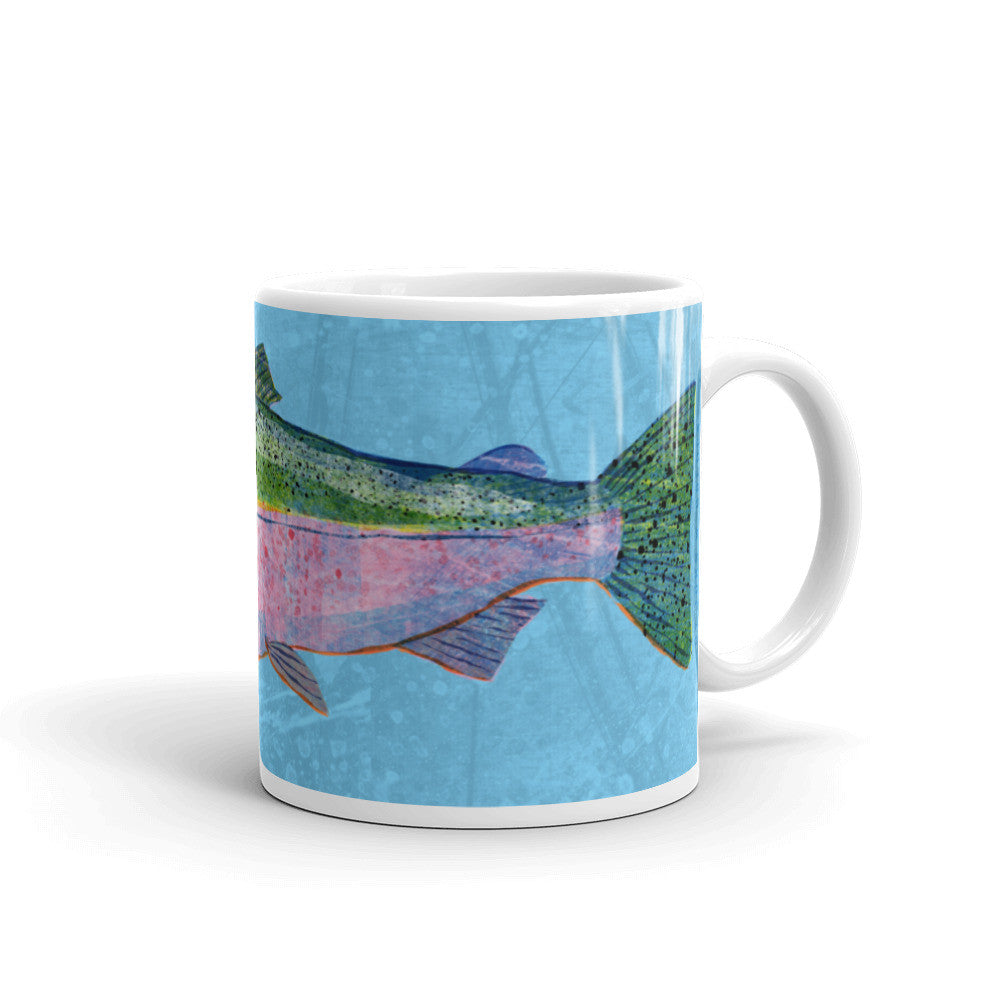 Chinook Salmon Mug