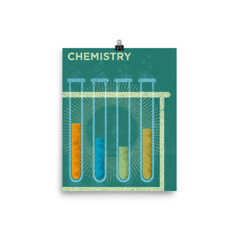 Chemistry Poster - Science Series Poster