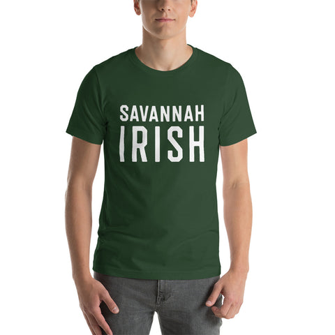 Savannah Irish T-Shirt by John W. Golden