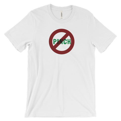 No Pinch St. Patrick's Day Tee Unisex short sleeve t-shirt