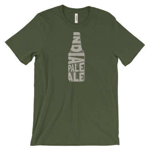 India Pale Ale T-shirt - Unisex short sleeve t-shirt