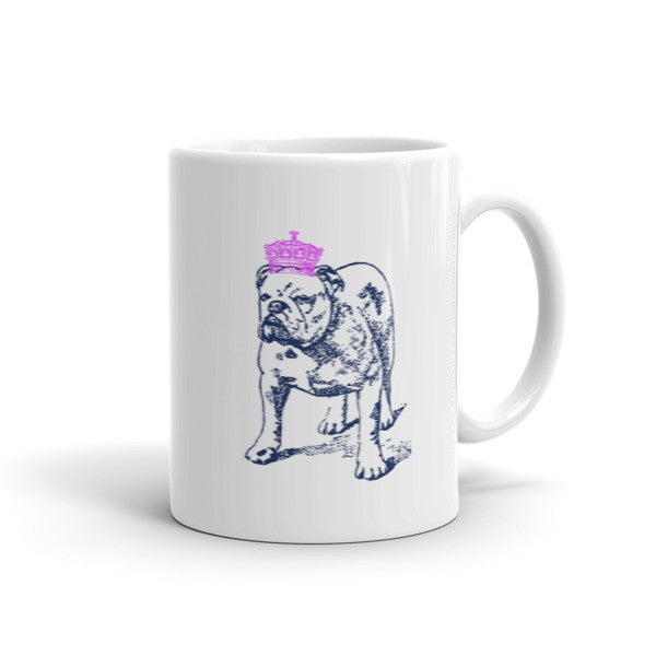 Bulldog Royal Mug