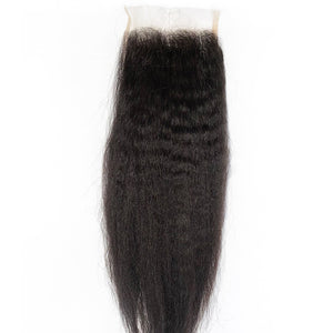 Raw LAO Blow Out Straight Lace Closure