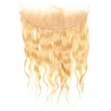 Load image into Gallery viewer, Raw Cambodian Blonde Wavy Lace Frontal