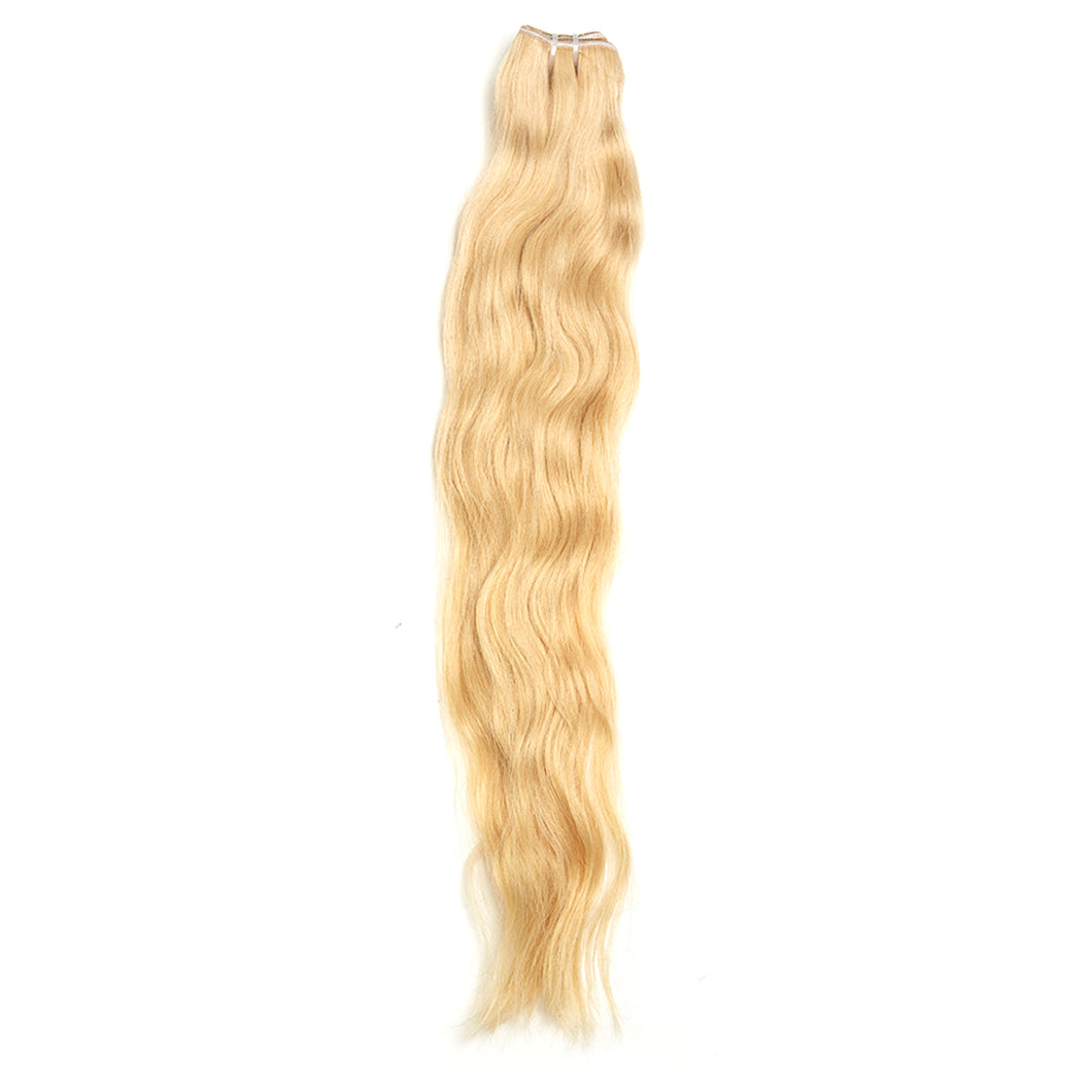 Raw Cambodian Blonde Wavy