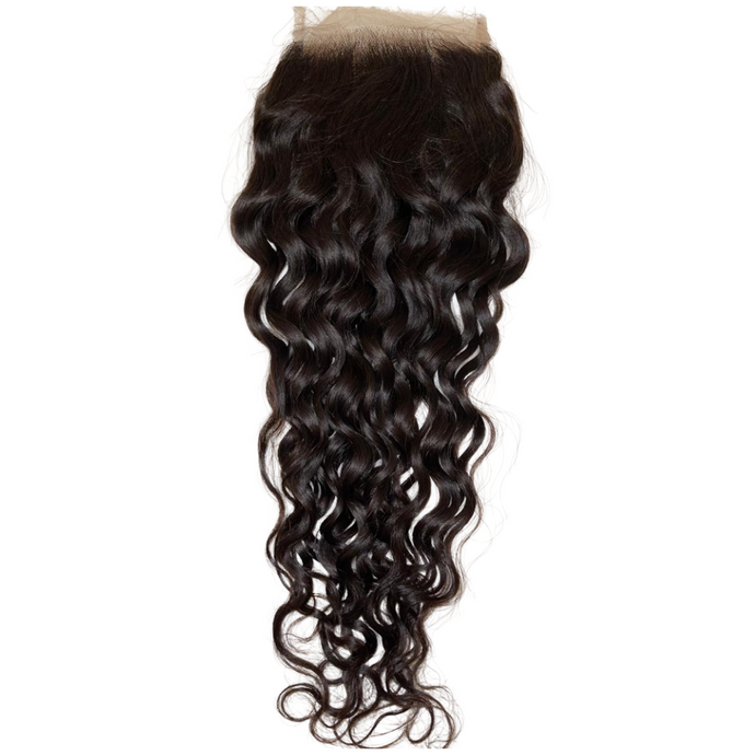 Raw SEA Wavy Opulence Lace Closure