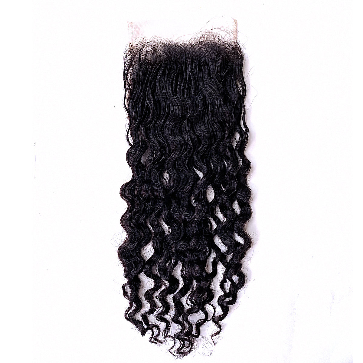 YUMMY Raw Burma Curly Lace Closure -Burmese
